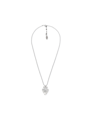 SUNSET TOX NECKLACE SILVER ONE PACHA IBIZA