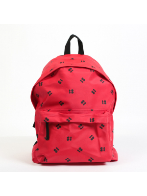 BACKPACK CHERRY RED